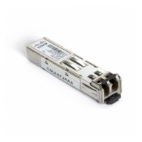 Cisco - SFP (mini-GBIC) transceiver module - Gigabit Ethernet - 1000Base-SX - LC/PC multi-mode - up to 1 km - 850 nm - for Cisco 38XX, 7301, 7301 VAM2+, Catalyst 29XX, 3560, 3750, Catalyst Express 500 a