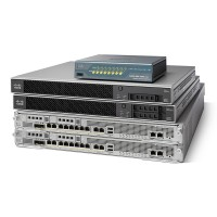 Cisco ASA 5515-X Firewall Edition - Security appliance - 6 ports - GigE - 1U - rack-mountable a