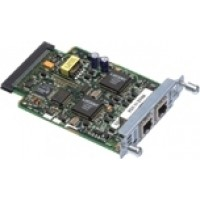 Two-port Voice Interface Card - BRI (NT and TE) a