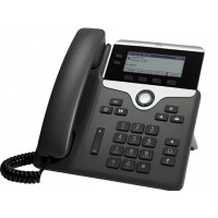 Cisco IP Phone 7811 - VoIP phone - SIP, SRTP a
