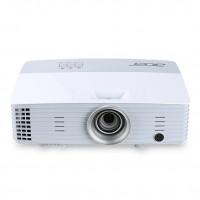 Acer P5227 - DLP projector - 3D - 4000 lumens - XGA (1024 x 768) - 4:3 - LAN a