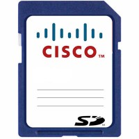 Cisco - Flash memory card - 1 GB - SD - for Industrial Ethernet 2000 Series, 3010 Series a