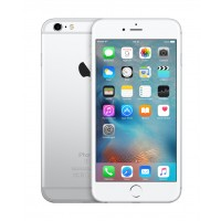 Apple iPhone 6s Plus - Smartphone - 4G LTE - 128 GB - TD-SCDMA / UMTS / GSM - 5.5 - 1920 x 1080 pixels (401 ppi) - Retina HD - 12 MP (5 MP front camera) - silver d
