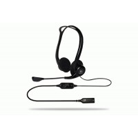 Logitech PC 960 Stereo Headset USB a