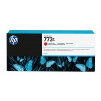 HP 773C - C1Q38A - 1 x Chromatic Red - Ink cartridge - For DesignJet Z6800 Photo Production Printer a