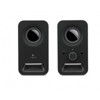 Logitech Speakers Z150 Midnight Black UK a