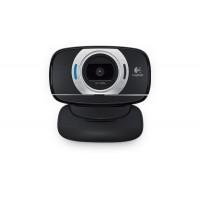 Logitech HD Webcam C615 - Web camera - colour - 1920 x 1080 - audio - USB 2.0 a