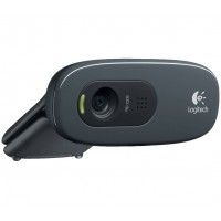 Logitech HD Webcam C270 - Web camera - colour - 1280 x 720 - audio - USB 2.0 a