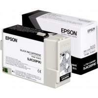 SJIC20P(K) BLACK INK CARTRIDGE a