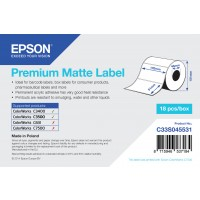 PREMIUM MATTE LABEL - DIE-CUT a