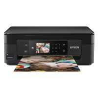 Epson Expression Home XP-442 - Multifunction printer - colour - ink-jet - A4/Legal (media) - up to 33 ppm (printing) - 100 sheets - USB, Wi-Fi - black a