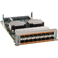 Cisco Unified Port Expansion Module - Expansion module - GigE, 10 GigE, FCoE, 8Gb Fibre Channel - 16 ports - for Nexus 5548, 5548P, 5548UP, 5596UP a