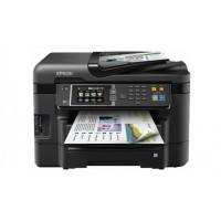 Epson WorkForce WF-3640DTWF A4 duplex 4 in 1 printer, print 4,800 x 2,400 dpi, 20,000 pages per month, scan 1,200 x 2,400 dpi, fax page memory up to 18om pages, 125 output capacity, 12 month carry in warranty a