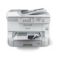 Workforce WF-8510DWF  A small to medium workgroup A3+ multifunction printer, perfect for business environments that have traditionally used lasers and want to increase productivity and reduce downtime and waste. 24ppm Mono/Colour single sided, 16ppm duple