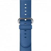 Apple 42mm Classic Buckle - Watch strap - sea blue - for Watch (42 mm) a