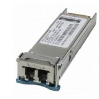 Cisco - XFP transceiver module - 10 Gigabit Ethernet - 10GBase-SR - LC multi-mode - up to 300 m - 850 nm - for P/N: 14X10GBE-WL-XFP, 76-ES+T-4TG, 76-ES+XC-20G3CXL, 76-ES+XC-20G3CXL=, 76-ES+XT-2TG3CXL a