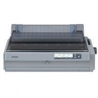 Epson LQ-2190, Dot Matrix Printers, Impact dot matrix, 136 columns, 24 Needles, RS-232 (optional), USB 2.0 Type B, Type B interface, Bidirectional parallel, Ethernet interface (100 Base-TX / 10 Base-T) (optional), 20,000 Hours, 400 Million Strokes/Wire, 1