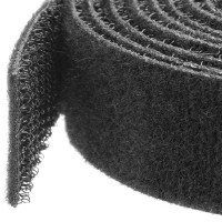 StarTech.com Hook-and-Loop Cable Tie - 50 ft. Bulk Roll cable tie a