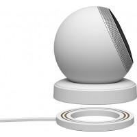 Logi Circle - Network surveillance camera - colour (Day&Night) - 3 MP - 720p - fixed focal - audio - wireless - Wi-Fi - Bluetooth 2.1+EDR - H.264 a