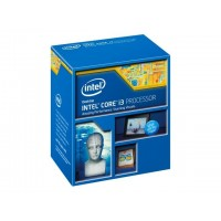 Intel Core i3 4340 - 3.6 GHz - 2 cores - 4 threads - 4 MB cache - LGA1150 Socket - Box a