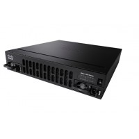 Cisco ISR 4321 - Unified Communications Bundle - router - GigE - rack-mountable a