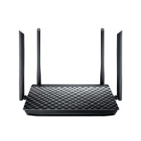 ASUS RT-AC1200G - Wireless router - 4-port switch - GigE - 802.11a/b/g/n/ac - Dual Band a