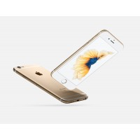 Apple iPhone 6s - Smartphone - 4G LTE Advanced - 32 GB - CDMA / GSM - 4.7 - 1334 x 750 pixels (326 ppi) - Retina HD - 12 MP (5 MP front camera) - gold a