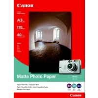 Canon MP 101 - Photo paper - A3 (297 x 420 mm) - 170 g/m2 - 40 sheet(s) a