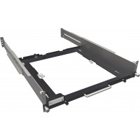 HP xw4/Z2/Z4 Depth Adj Fxd Rail Rack Kit a