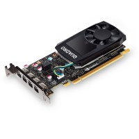 PNY VCQP600-PB Quadro 600 2GB GDDR5 graphics card a