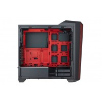 Cooler Master MasterBox 5t Midi-Tower Black,Red a
