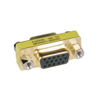 VGA GENDER CHANGER ADAPTER HD15 a