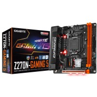 Gigabyte GA-Z270N-GAMING 5 Intel Z270 LGA1151 Mini ITX motherboard a