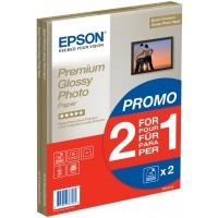 Epson Premium Glossy Photo Paper, DIN A4, 255gsm, 30 Sheet a