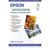 Epson Archival Matte Paper - Matte paper - A4 (210 x 297 mm) - 192 g/m2 - 50 sheet(s) a