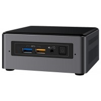 Intel NUC7I5BNH 2.2GHz i5-7260U Black a