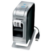 DYMO LabelManager Plug and Play PRO Label Printer share with others on your wireless network - easy set up, print crystal clear graphics and barcodes and logos at 300 dpi resolution, wide variety of labels and colours, perfect for labeling archives, shelv