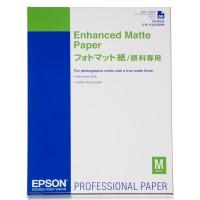 Epson Enhanced Matte - Matte - 260 micron - A2 (420 x 594 mm) - 192 g/m² - 50 sheet(s) paper - for Stylus Pro 4900 Spectro_M1, SureColor P5000, P800, SC-P10000, P20000, P5000, P6000, P8000 a