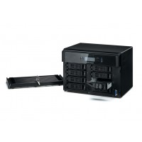 Buffalo TeraStation 4800 - 8 bays Desktop Diskless Enclosure NAS iSCSI - RAID 0/1/5/6/10/50/51/60/61 - 2xGbE - TS4800D-EU