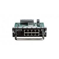 8-Port Gigabit Ethernet module for DXS-3600 a