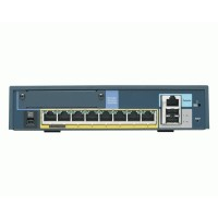 ASA 5505 Appliance with SW, 50 Users, 8 ports, DES a