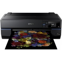 Epson SureColor SC-P800 - Roll Unit Promo - 17 large-format printer - colour - ink-jet - Roll (43.2 cm) - 2880 x 1440 dpi - up to 3 ppm (mono) / up to 3 ppm (colour) - capacity: 120 sheets - USB 2.0, LAN, Wi-Fi(n) a