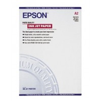 Epson Photo Quality Ink Jet Paper - Photo paper - A2 (420 x 594 mm) - 105 g/m2 - 30 sheet(s) a