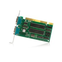 2 PORT 16550 ISA SERIAL CARD a