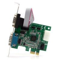 2 PORT PCI EXPRESS RS232 SERIAL a