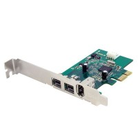 StarTech.com PEX1394B3 interface cards/adapter