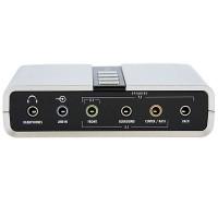 7.1 USB AUDIO ADAPTER a