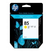 HP 85 - C9427A - 1 x Yellow - Ink cartridge - For DesignJet 130, 130gp, 130nr, 130r, 30, 30gp, 30n, 90, 90gp, 90r a