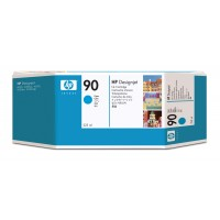 HP 90 - C5060A - 1 x Cyan - Ink cartridge - For DesignJet 4000, 4000ps, 4020, 4020ps, 4500, 4500mfp, 4500ps, 4520, 4520 HD - MFP, 4520ps a