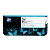 HP 764 - C1Q16A - 1 x Matte Black - Ink cartridge - For DesignJet T3500, T3500 Production eMFP a